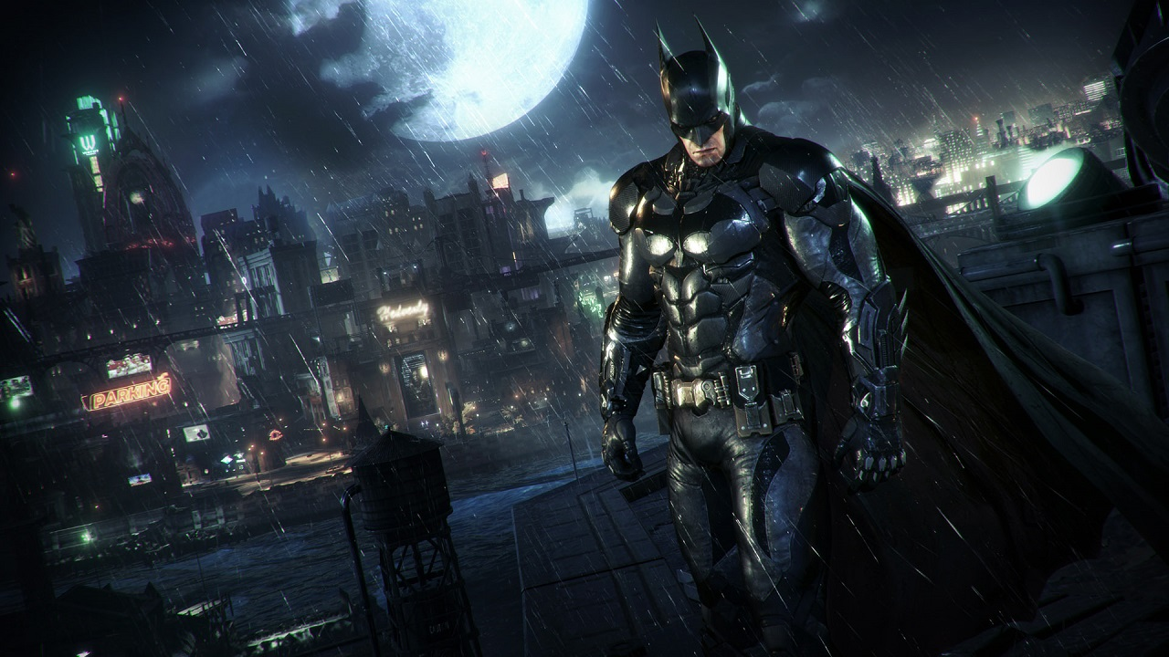 Batman Arkham Knight banner