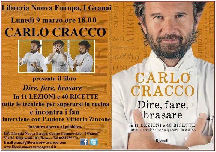Carlo Cracco evento