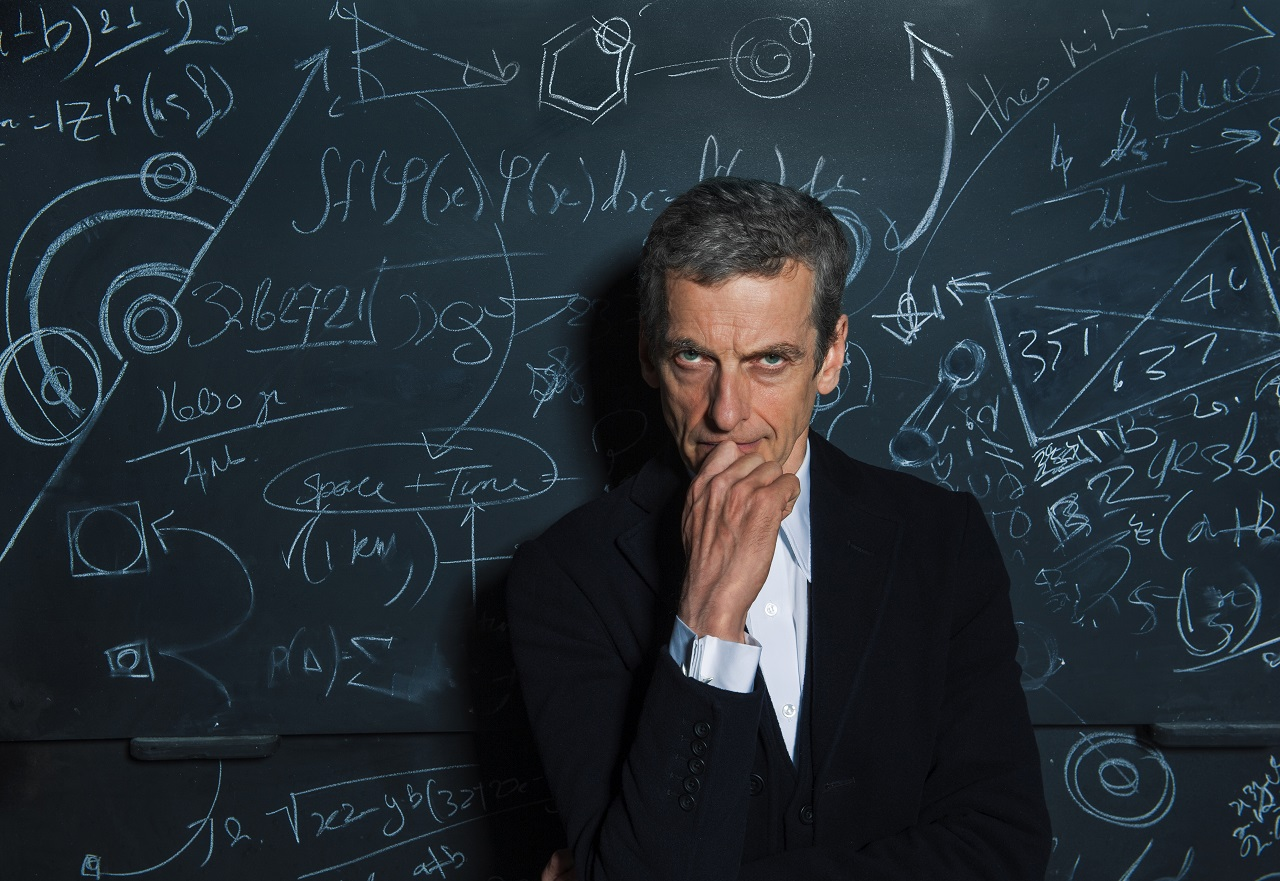 Doctor Who 01