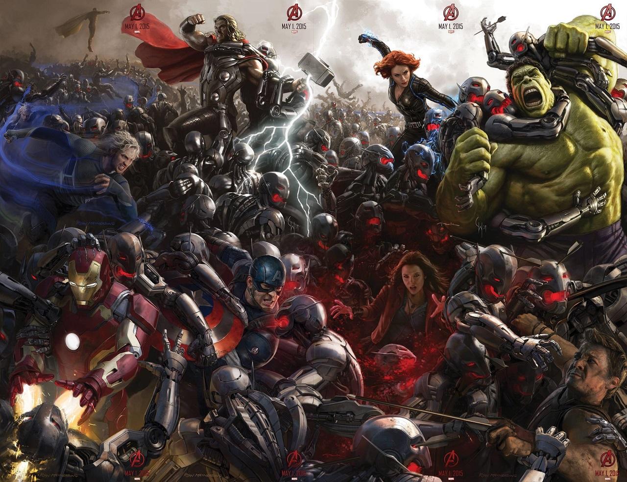 Avengers - Age of Ultron di Joss Whedon - 02