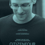 Citizenfour di Laura Poitras - poster italia