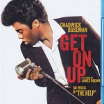Get On Up di Tate Taylor - bluray pack front