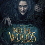 Into The Woods di Rob Marshall - poster italia
