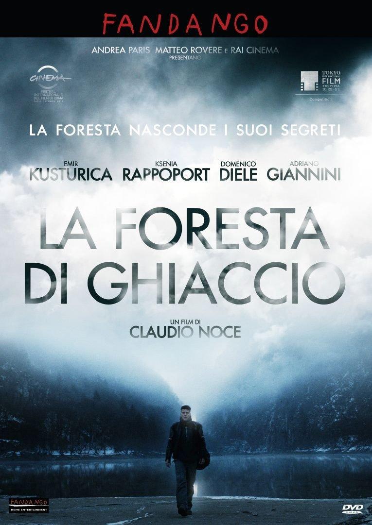 La Foreta di Ghiaccio - DVD pack front