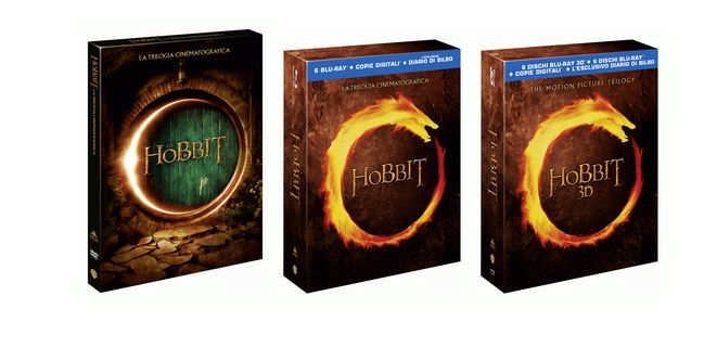 Lo Hobbit - LBCA - Pack