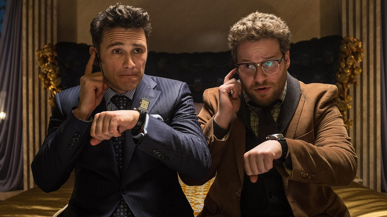 The Interview (DVD) - Recensione Film - 01