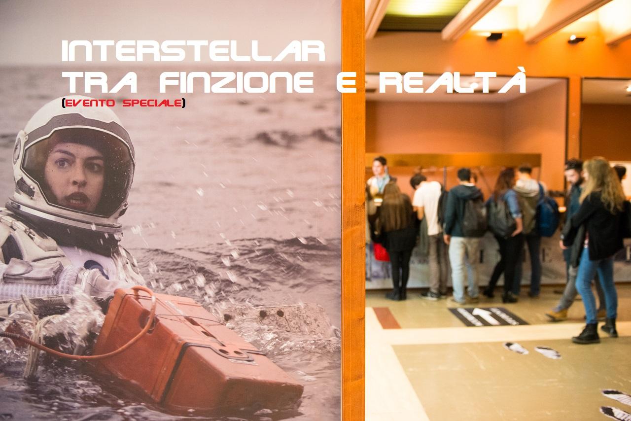 Interstellar banner evento
