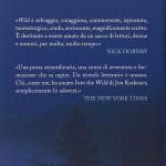 Wild di Cheryl Strayed - Recensione Libro - cover back