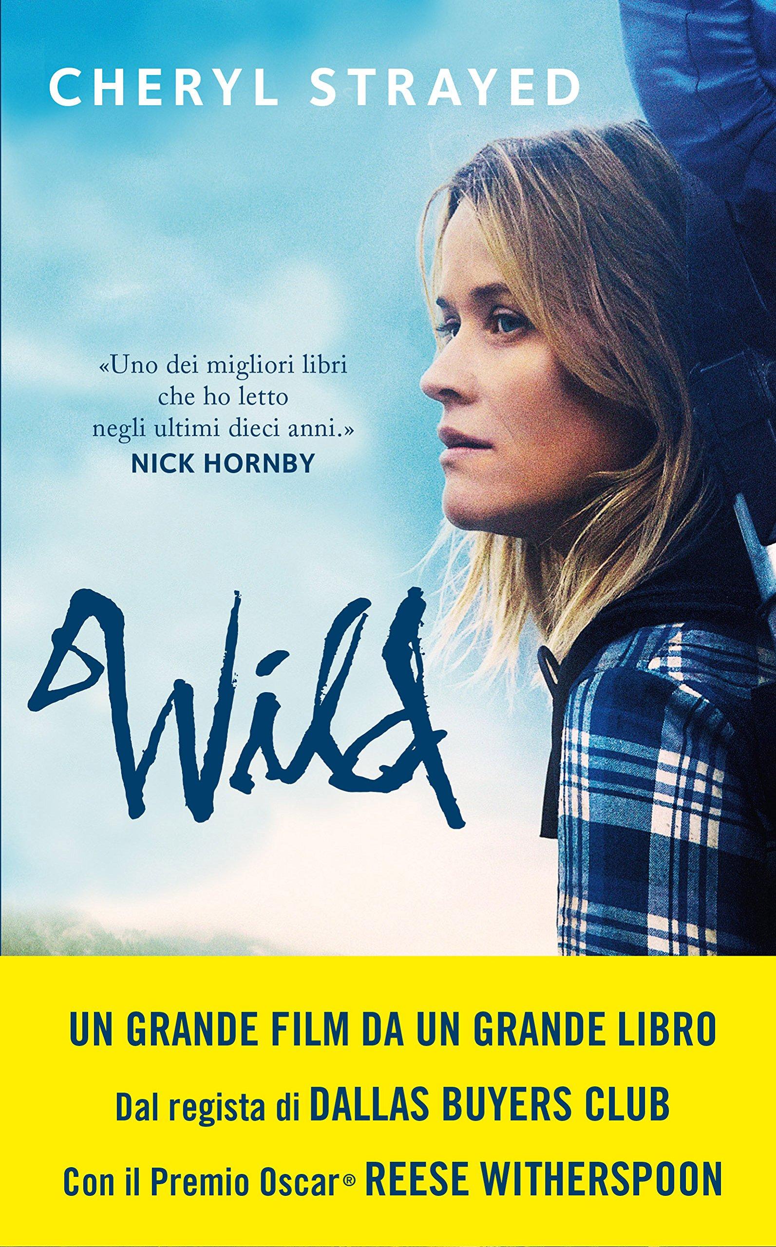 Wild di Cheryl Strayed - Recensione Libro - cover front