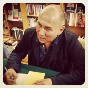 Ferzan Ozpetek presenta alla Libreria Nuova Europa - 02