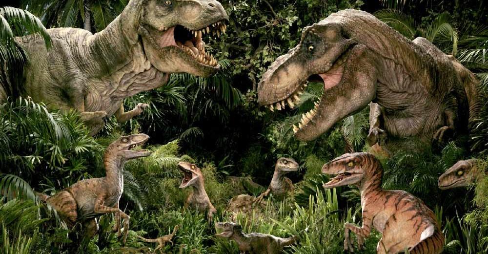 Jurassic World - Mostra alla sapienza