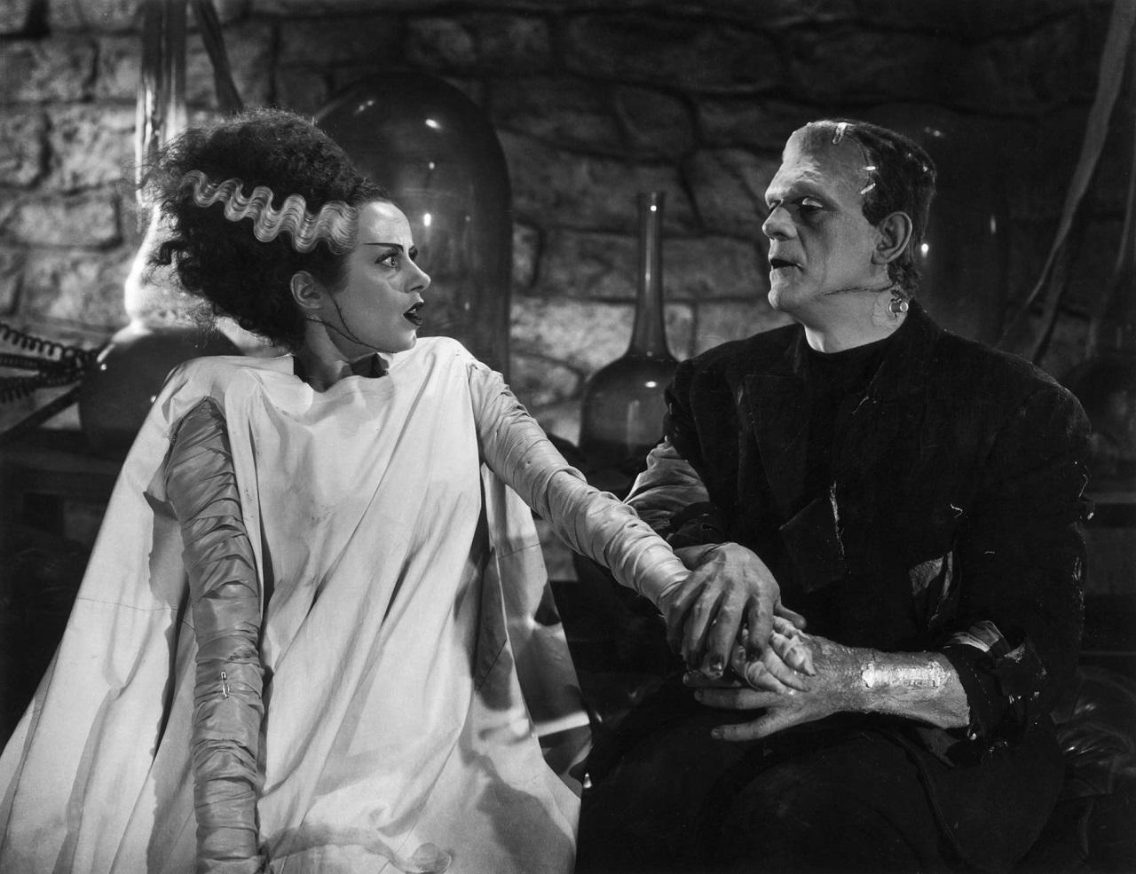 La Moglie di Frankenstein (DVD) 1