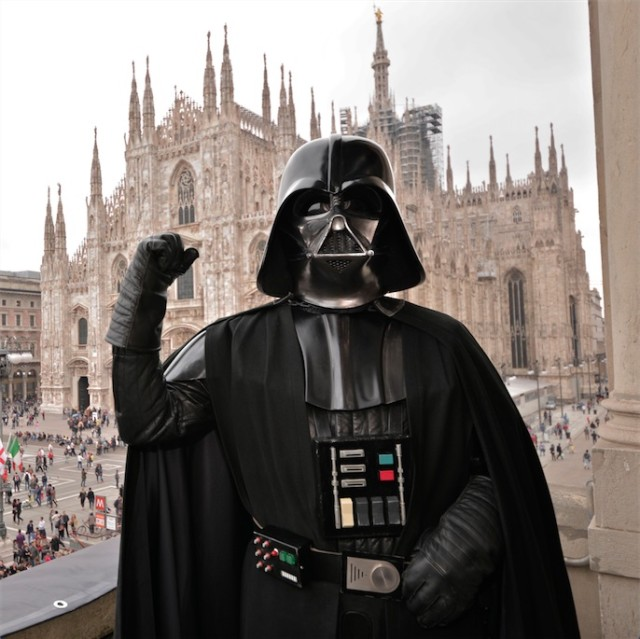 Star Wars day 2015 - Milano - 04