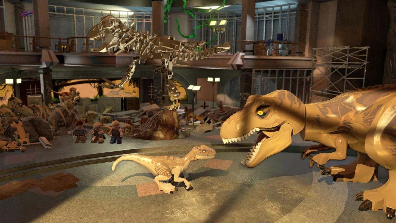 LEGO Jurassic World 20150402193824