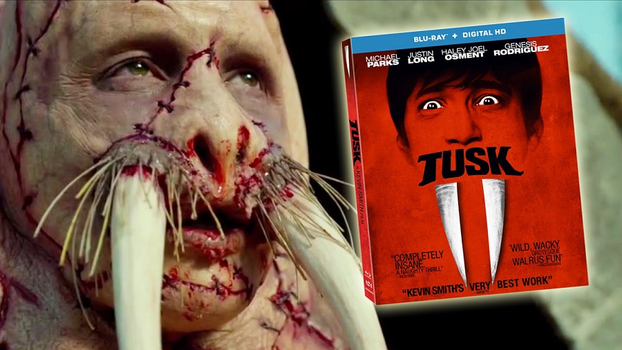 Tusk (Blu-Ray Disc) - Recensione - 04