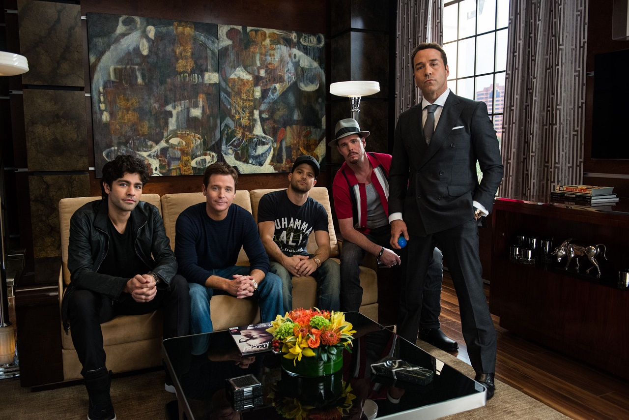 Entourage di Doug Ellin - 03