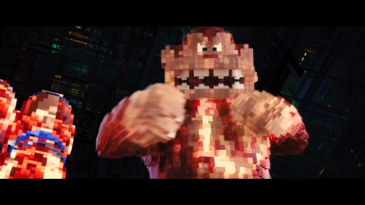 Pixels (3D) di Chris Columbus - 02