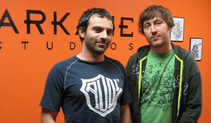 Intervista a Raf Colantonio e Harvey Smith