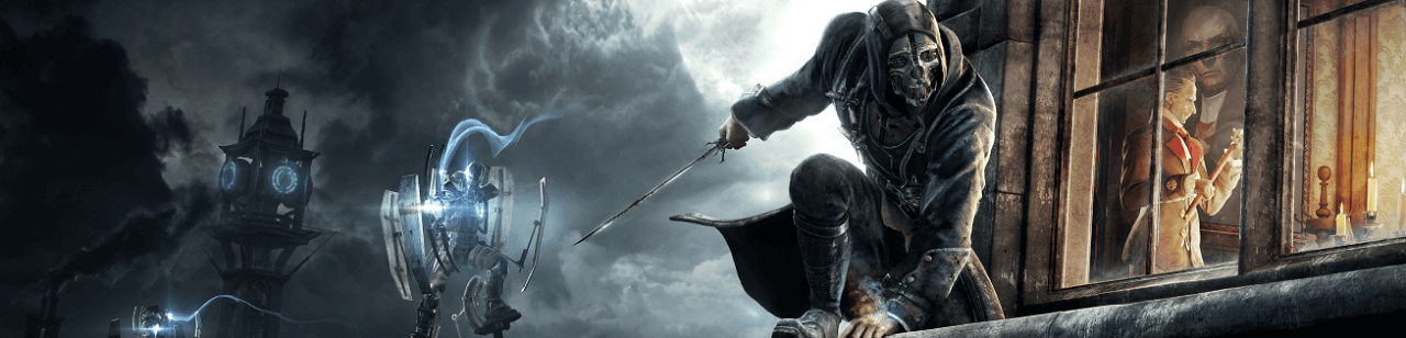 Dishonored Definitive Edition - banner
