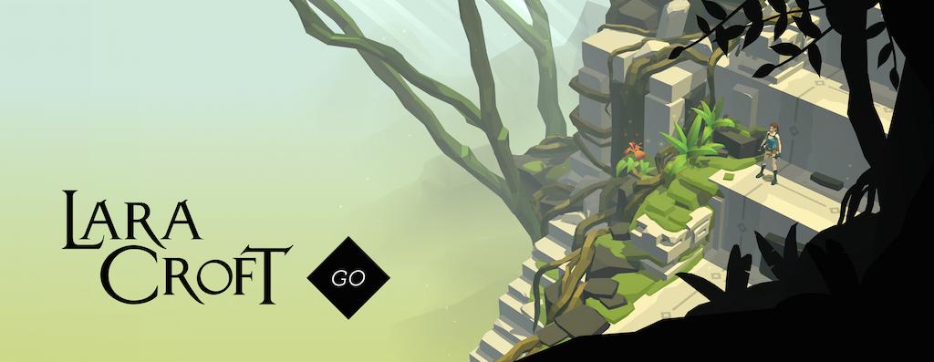 Lara Croft Go - banner