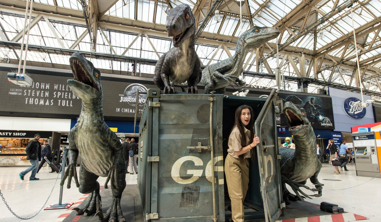 Jurassic World - Londra