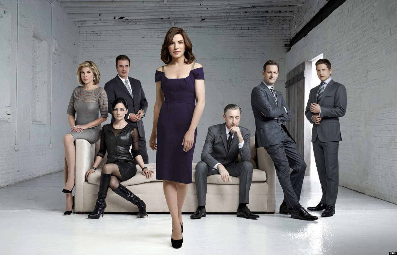 The Good Wife - Stagione 5 - baner