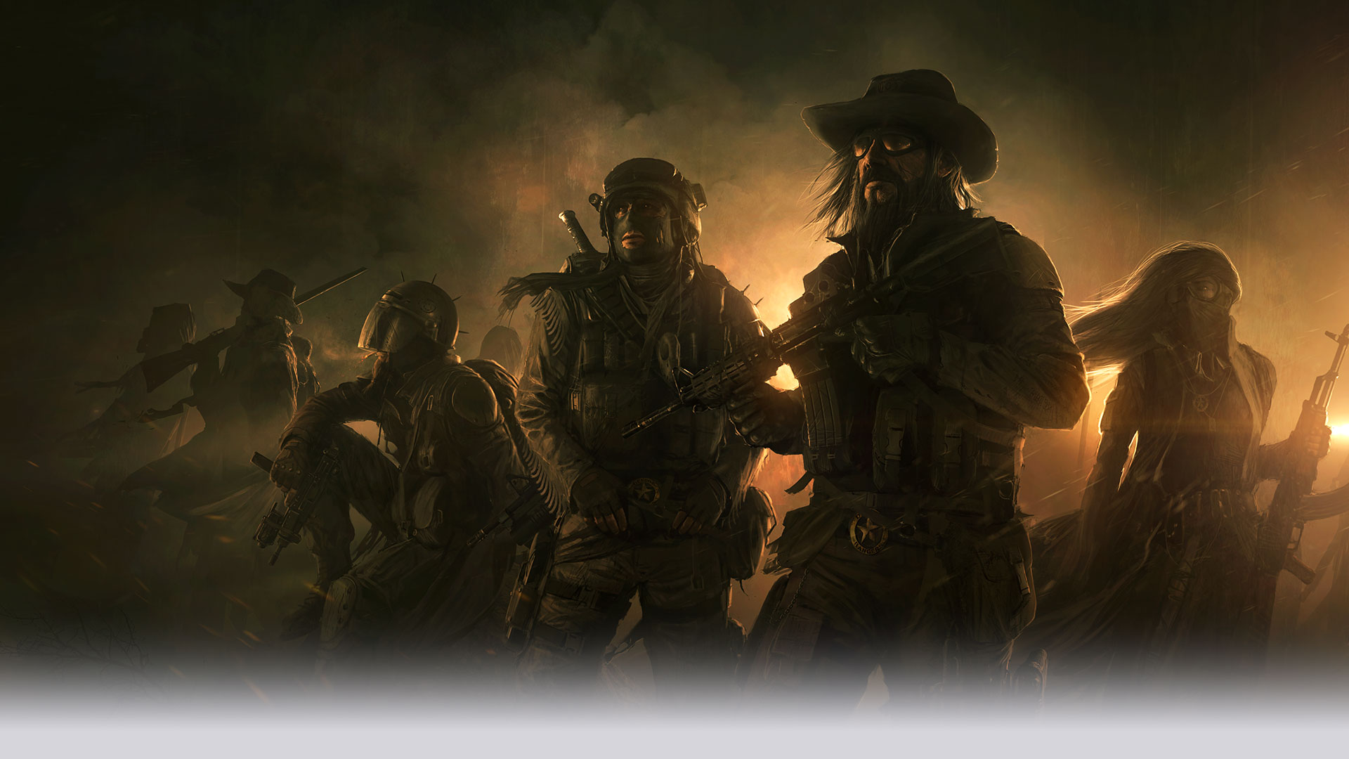 Wasteland 2 Director's Cut - banner