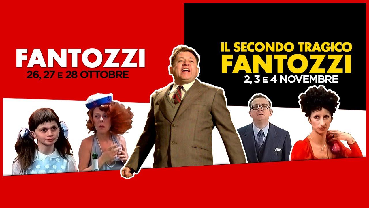 Fantozzi - Festa del cinema