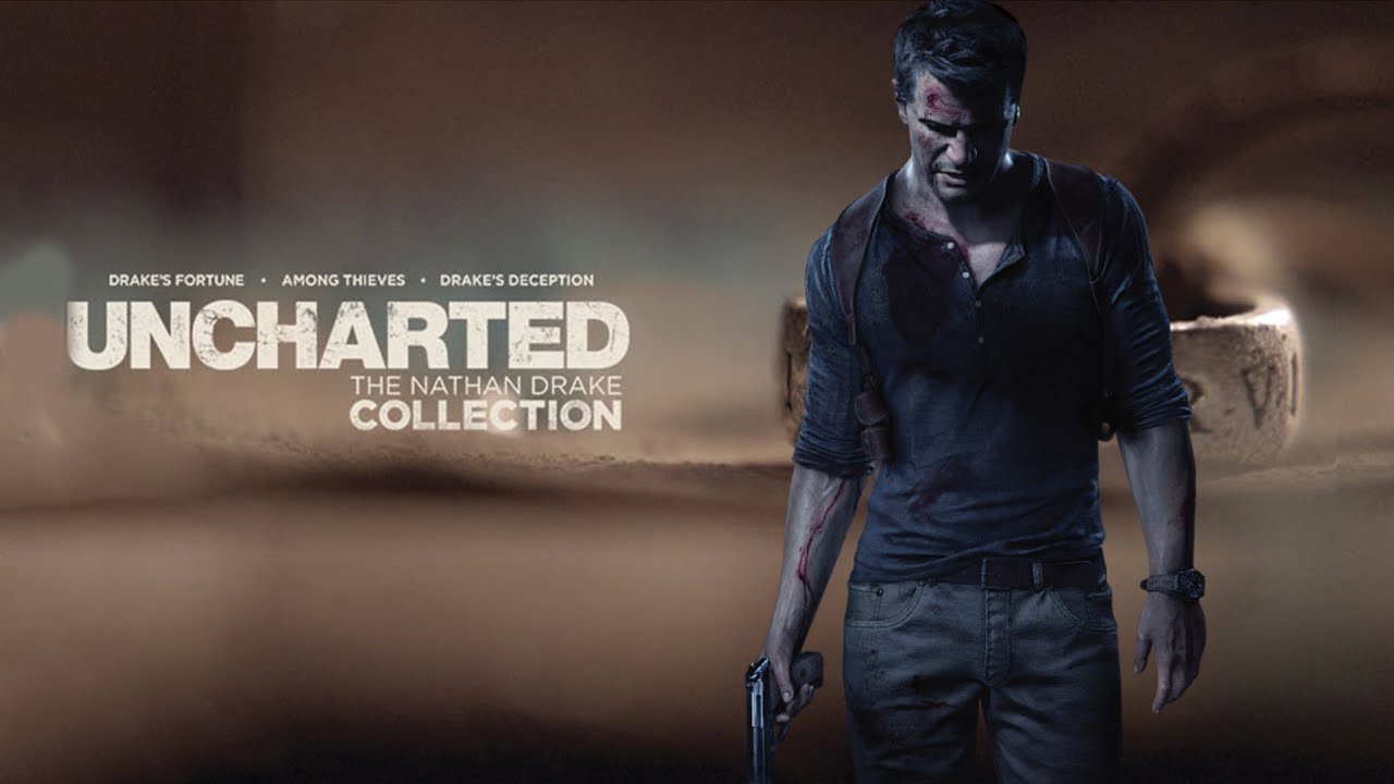Uncharted - The Nathan Drake Collection - banner