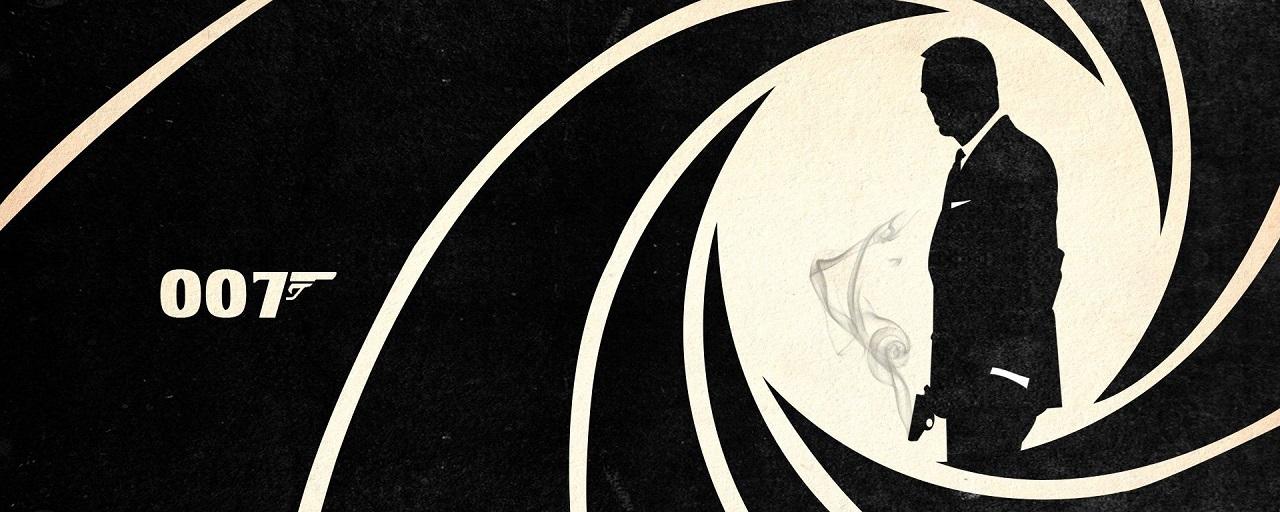 007 spectre - banner