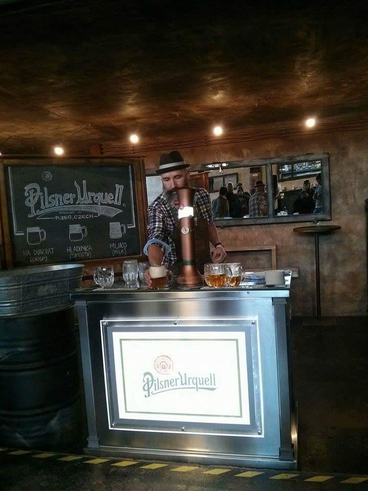Brewers & Makers Event Pilsner Urquell -01