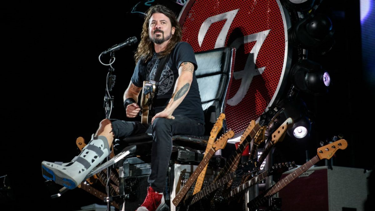 FOO FIGHTERS IN CONCERTO a Cesena