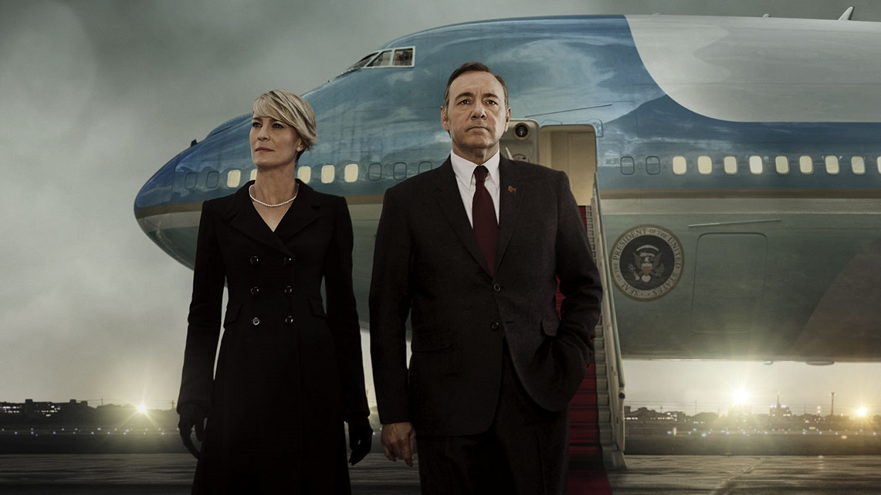 House of Cards - Stagione 3 - 01