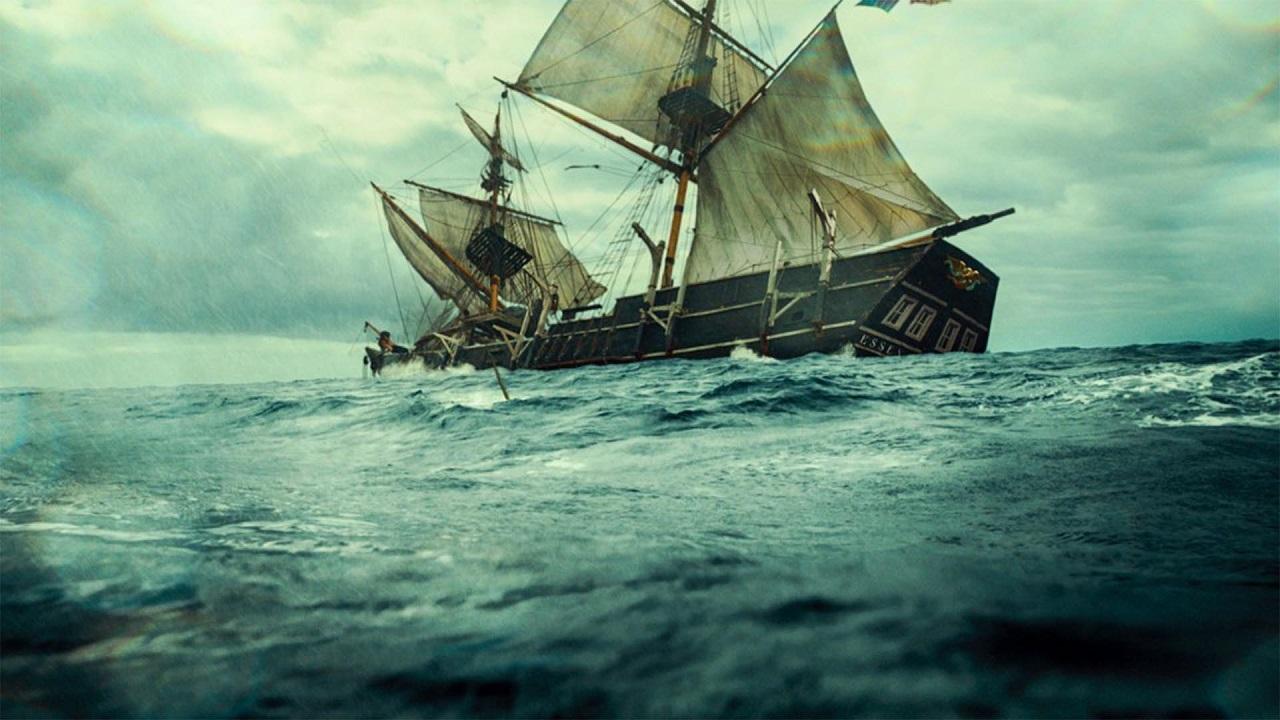 Heart of the Sea - Le origini di Moby Dick (3D) -03