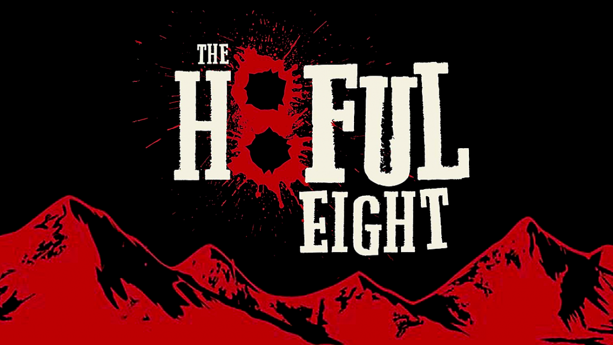 THE HATEFUL EIGHT - banner