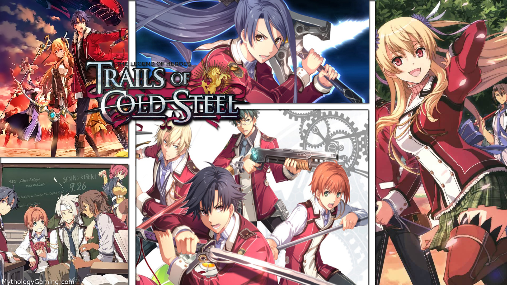 The Legend of Heroes - Trails of Cold Steel-banner