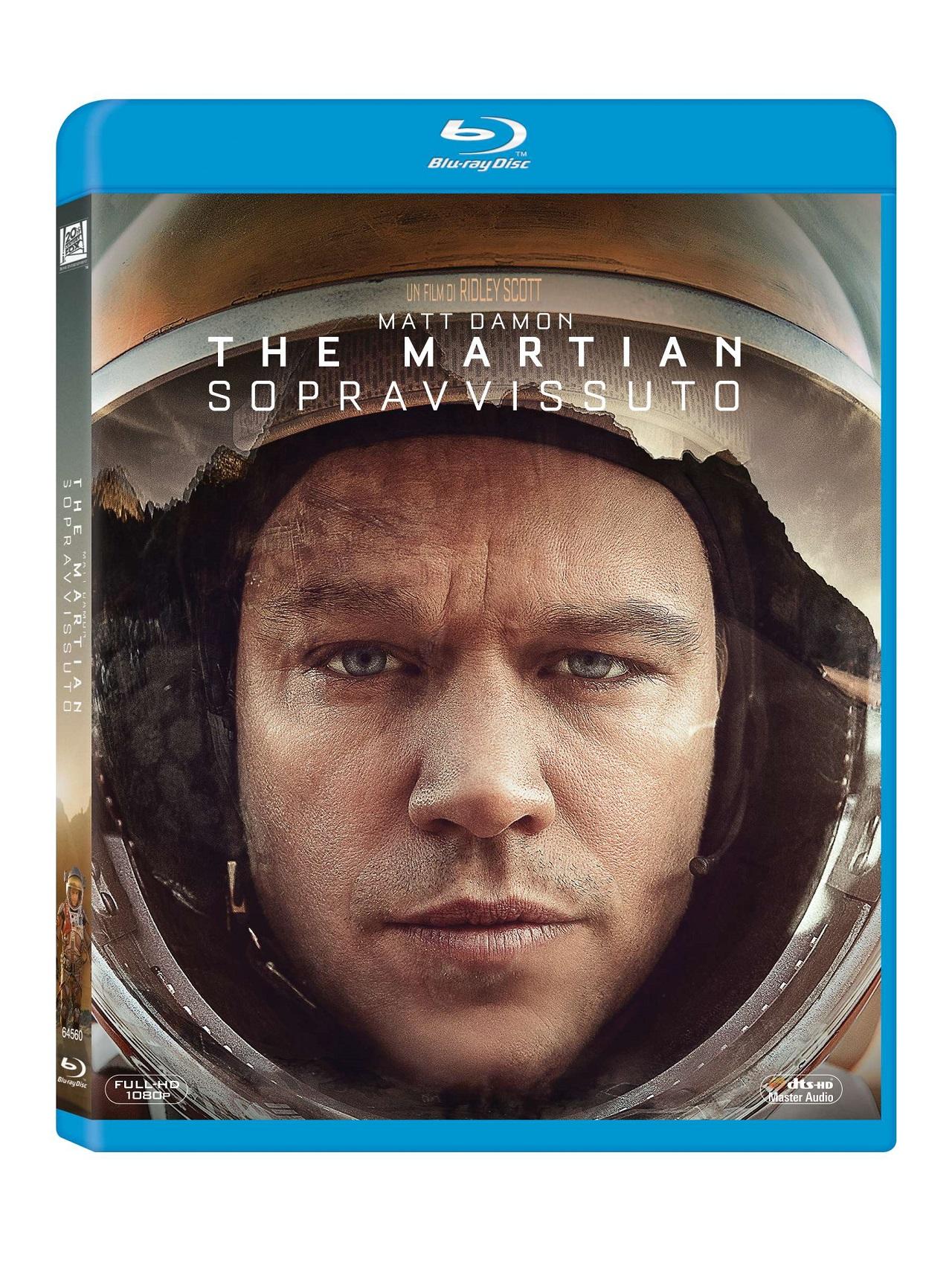The Martian _BD