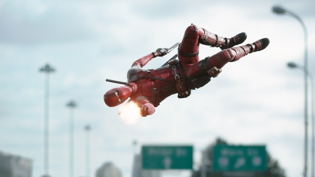 Deadpool di Tim Miller - 01