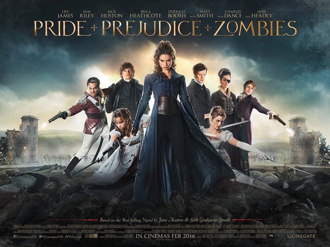 PPZ - Pride and Prejudice and Zombies di Burr Steers - 01