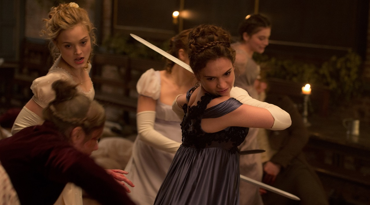 PPZ - Pride and Prejudice and Zombies di Burr Steers - 02