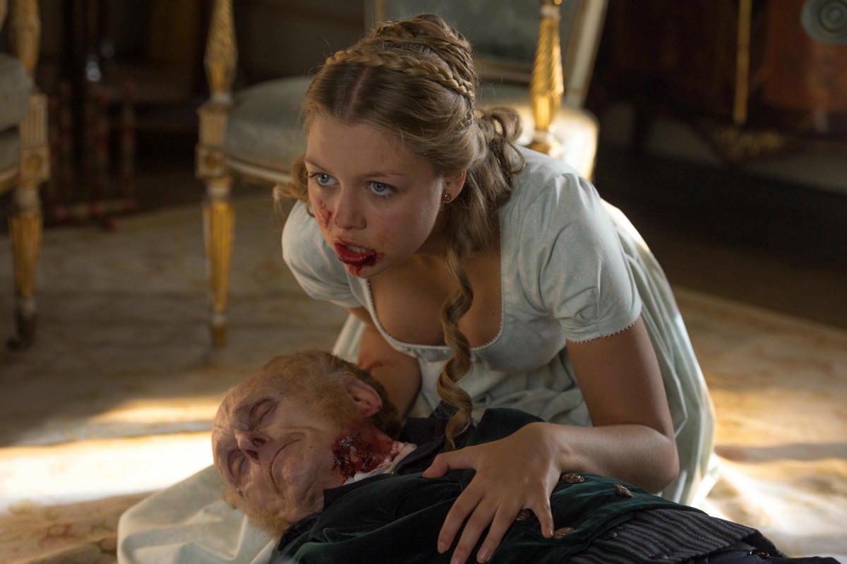 PPZ - Pride and Prejudice and Zombies di Burr Steers - 03