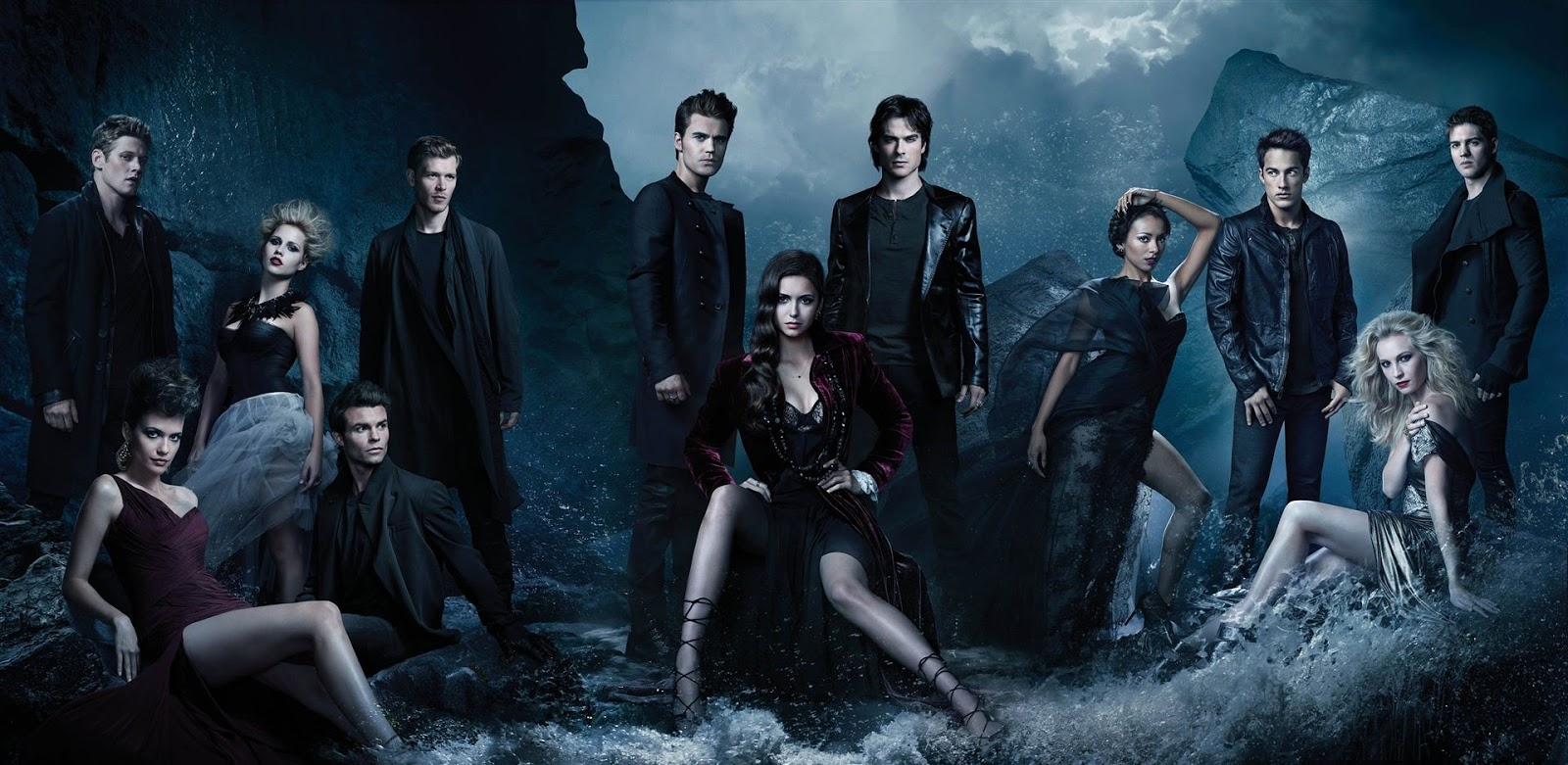 The Vampire Diaries e The Originals