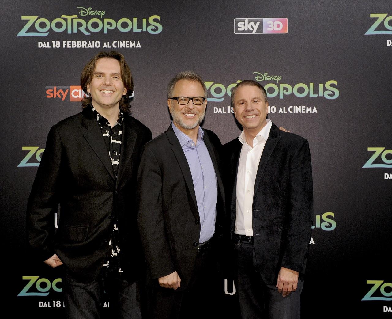 Zootropolis - La Premiere di Roma e i Video della Conferenza Stampa