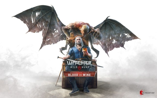 blood and wine the witcher 3 espansione
