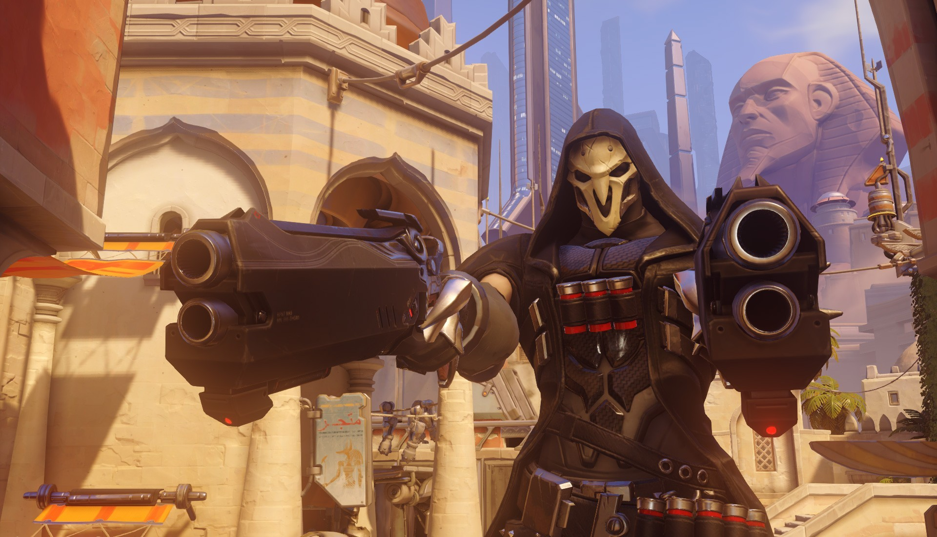 overwatch recensione reaper