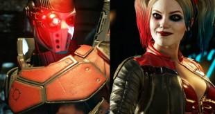 Injustice-2-Suicide-Squad Harley-Quinn-Deadshot-trailer