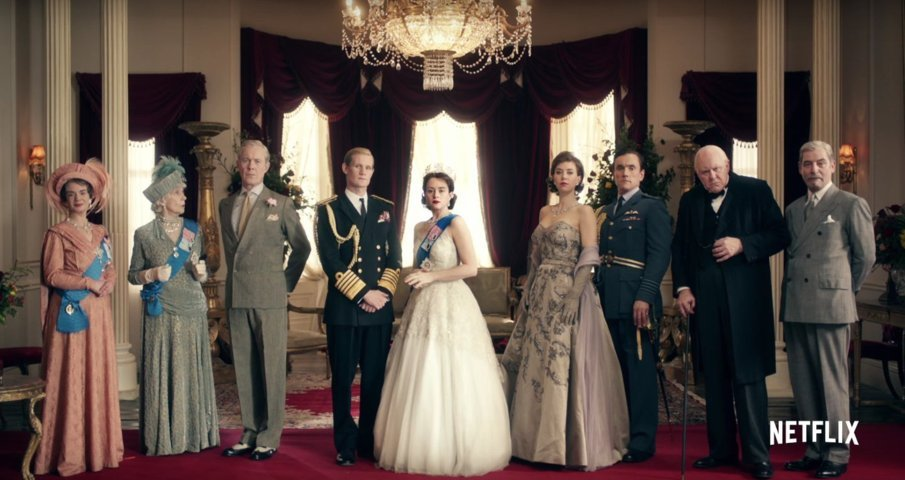 the-crown-netflix-due-video-personaggi