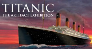 Titanic The Artfact Exhibition – Per Natale regala la Mostra Evento del 2017