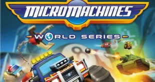 Ritorna una leggenda: Codemasters annuncia Micro Machines World Series