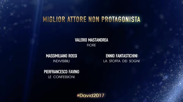 David-di-Donatello-2017-nomination-attori-non-protagonisti